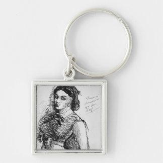 Jeanne Duval, 1865 Key Chains