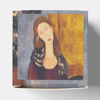 Jeanne Hebuterne portrait by Amedeo Modigliani Favor Box