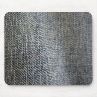 Jeans Fabric Design Mouse Pad