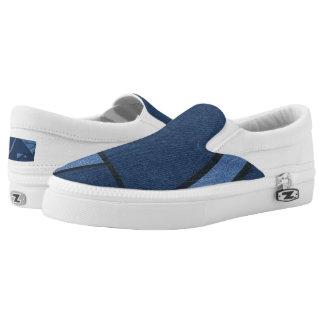 Jeans Look Splash Sneakers
