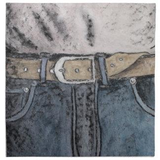 Jeans Napkin