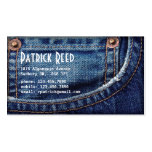 Jeans - Style C Business Cards
