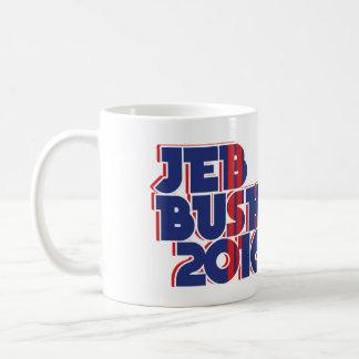 Jeb Bush 2016 Basic White Mug