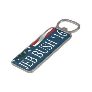 Jeb Bush 2016 Magnetic Bottle Opener
