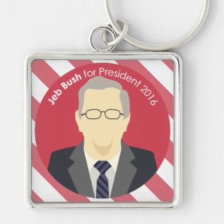 Jeb Bush 2016 presidential election key chain