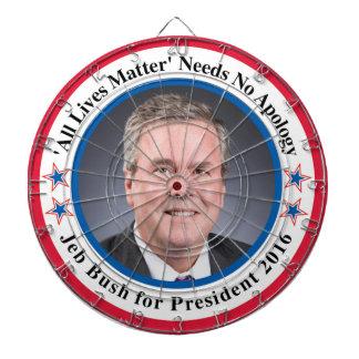 Jeb Bush Dartboards