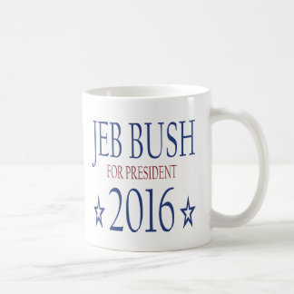 Jeb Bush for President 2016 Coffee Mug