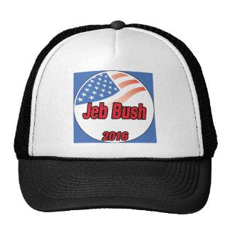 Jeb Bush for president on 2016 Trucker Hat