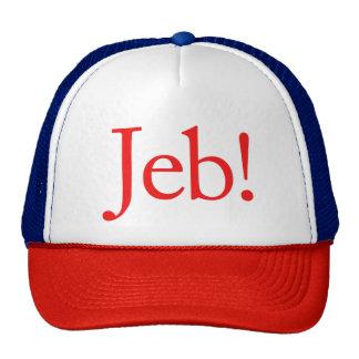 Jeb Bush Presidential Candidate 2016 Trucker Hat