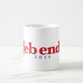 Jeb end! 2016 coffee mug