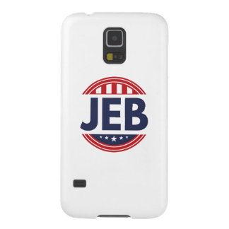 Jeb For President Cases For Galaxy S5