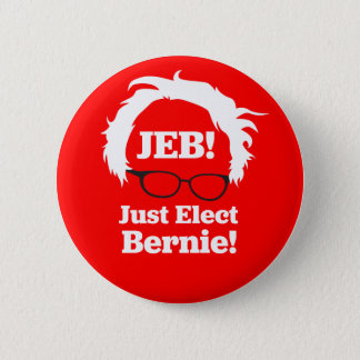 JEB: Just Elect Bernie (Sanders) 2 Inch Round Button