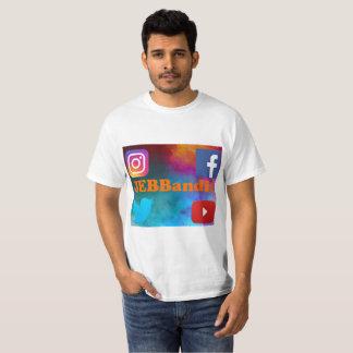JEBBandit colour explosion shirt. T-Shirt