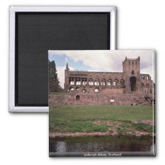 Jedburgh Abbey, Scotland Magnet