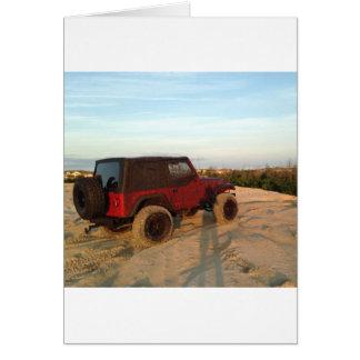 Jeep Card