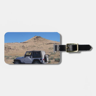 Jeep Luggage Tag