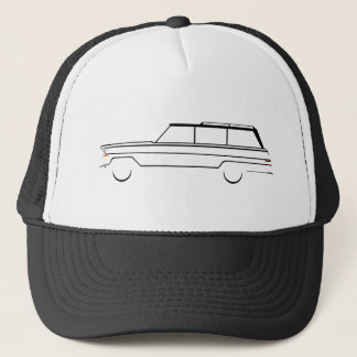 Jeep Wagoneer Trucker Hat