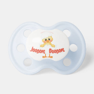 """Jeepers Peepers"" Pacifier"
