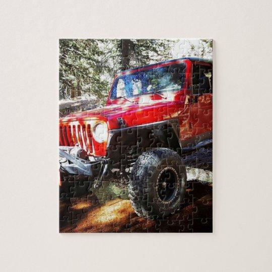 Jeeplife Jigsaw Puzzle