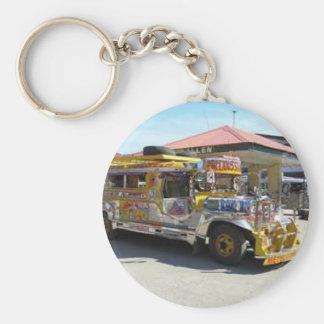Jeepney2.jpg Keychain