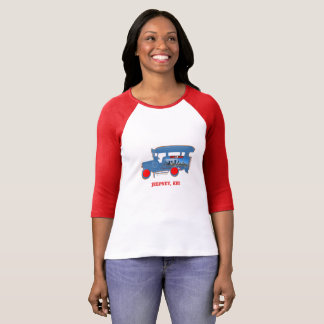 Jeepney - Canada EH! T-Shirt