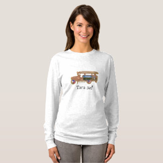 Jeepney - Denver City and Rocky Mountains T-Shirt