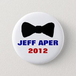 Jeff Aper 2012 2 Inch Round Button