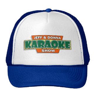 Jeff & Donna Karaoke Trucker Hat