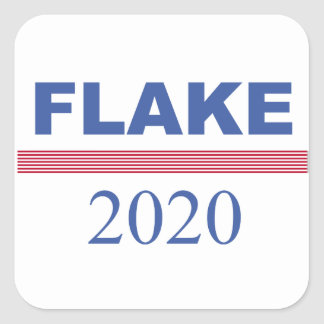 Jeff Flake for President 2020 Square Sticker