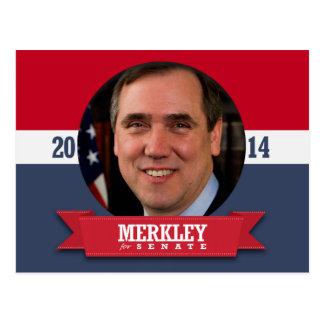 JEFF MERKLEY CAMPAIGN POSTCARDS