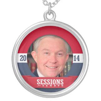 JEFF SESSIONS jpg Custom Necklace