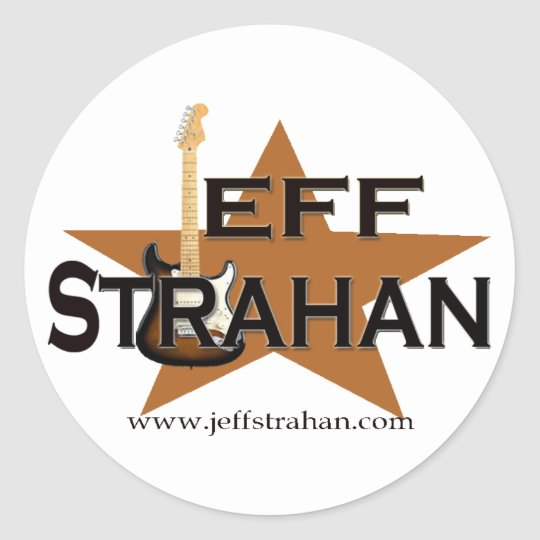 Jeff Strahan Stickers