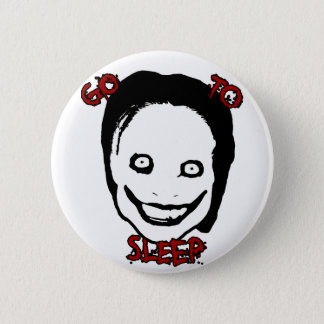 Jeff The Killer 2 Inch Round Button