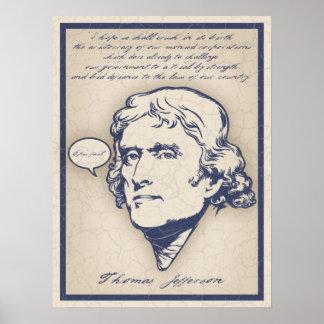 Jefferson1-LG Poster