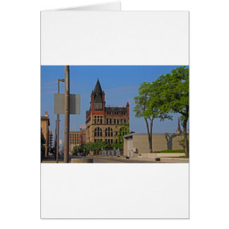 Jefferson and Ontario- horizontal Card
