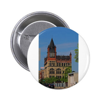 Jefferson and Ontario-vertical 2 Inch Round Button