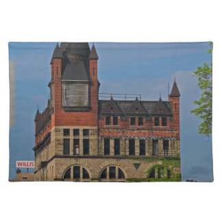 Jefferson and Ontario-vertical Place Mats