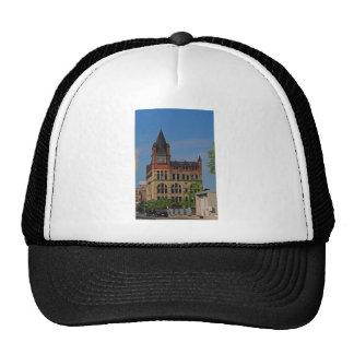 Jefferson and Ontario-vertical Trucker Hat
