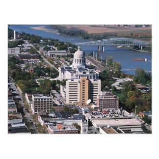 Jefferson City Postcard