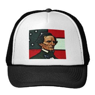 Jefferson Davis, President of the Confederacy Trucker Hat
