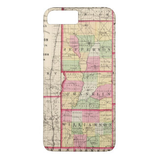 Jefferson, Franklin, Williamson counties iPhone 7 Plus Case
