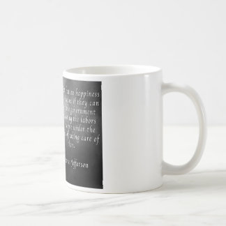 Jefferson Liberty Mug