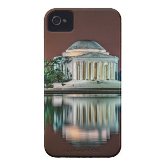 Jefferson Memorial at Night iPhone 4 Cover