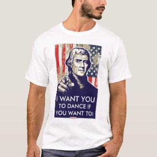 Jefferson Memorial Dance Shirt