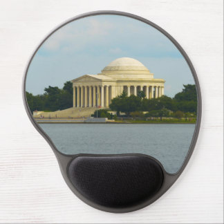 Jefferson Memorial in Washington DC Gel Mouse Pad