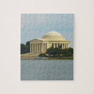 Jefferson Memorial in Washington DC Jigsaw Puzzle