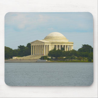 Jefferson Memorial in Washington DC Mouse Pad