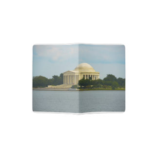 Jefferson Memorial in Washington DC Passport Holder