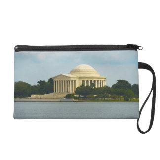 Jefferson Memorial in Washington DC Wristlets