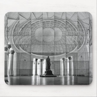 Jefferson Memorial Mouse Pad